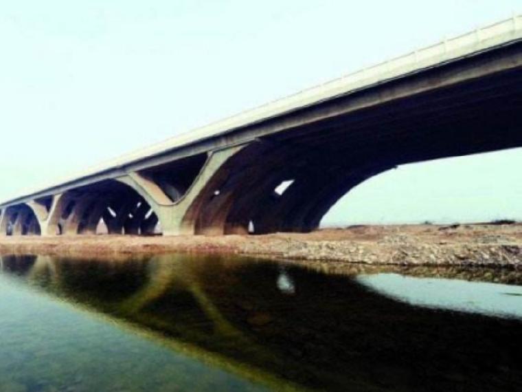 [洛阳]中原大道跨伊河大桥工程二级技术交底