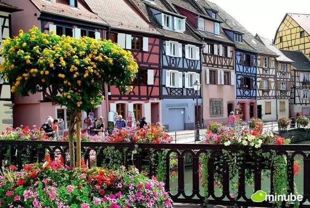 """四个最美的法国小镇,我愿在此""""终了余生""""..._24"""