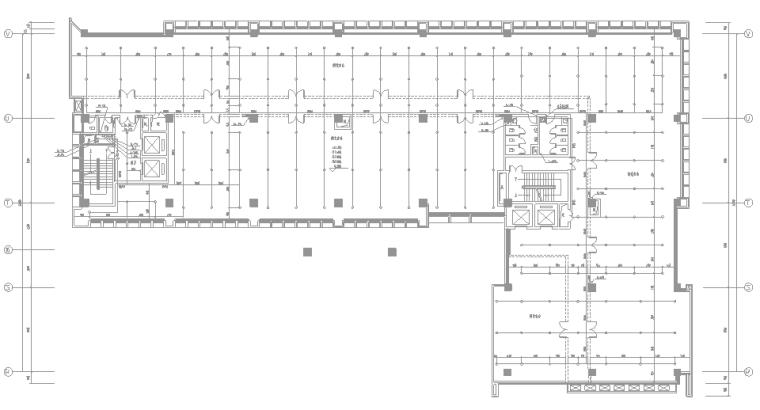 火炬动力港给排水消防及喷淋工程量实例(附全套CAD图纸)