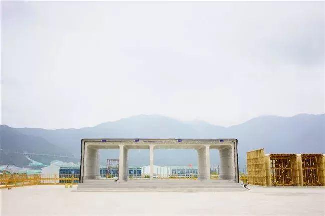 """打造坝光""""城市生命线"""",新区首条综合管廊初具雏形_4"""