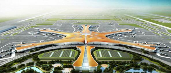 广联达助力北京新机场BIM应用落地