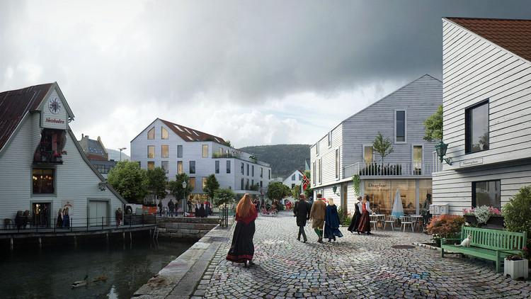 MAD和Asplan Viak发布挪威城市码头开发的可行性研究