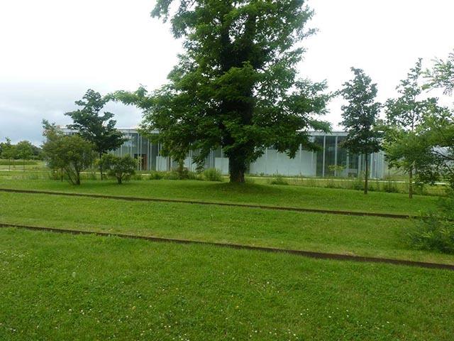 法国卢浮宫朗斯分馆公园景观设计_14