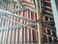 现浇楼梯封闭式模板施工工法