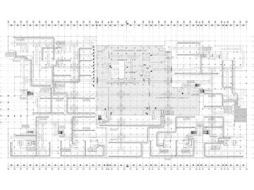 [浙江]高层办公建筑群暖通空调全系统设计施工图(冷热源设计)