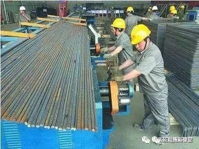 钢筋工程技术交底