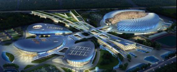 福州奥体中心项目中BIM技术在的应用