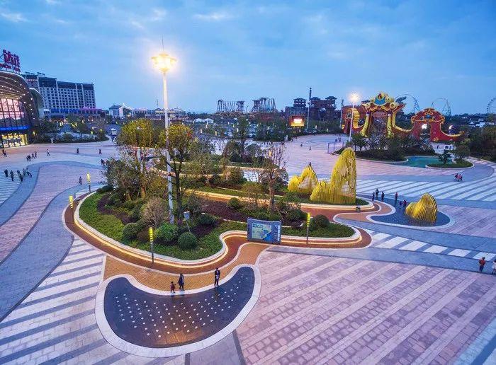 公共景观设计·为什么别人的商业街如此招人_22