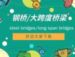 钢桥/大跨度桥梁施工资料总结~~