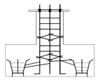 资源综合利用项目转炉一次除尘螺栓工程预埋件