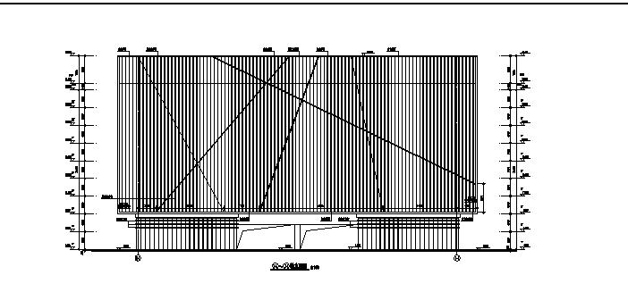 高层框剪结构研发办公楼施工图