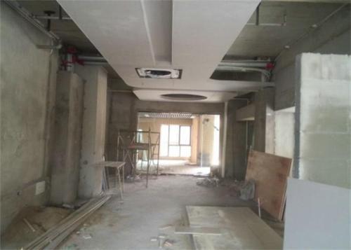 暖通工程施工案例之宾馆暖通空调安装工程施工组织设计方案