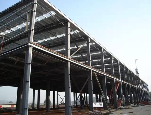 钢结构必学知识点