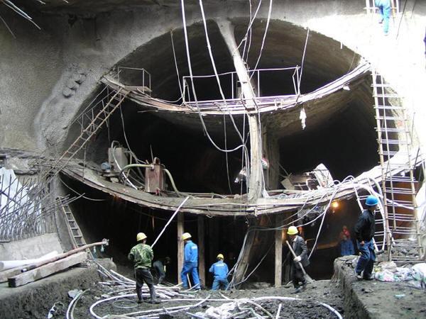 隧道工程施工全过程安全监控要点培训213页PPT