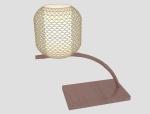 简洁台灯3D模型下载