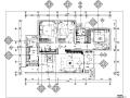 [四川]详细全套三居室样板间精装修施工图(含实景图、主材表)