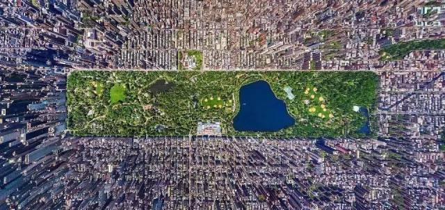 好看又好玩的公园绿地!!