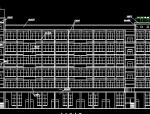 小学拟建教学楼建筑设计方案施工图