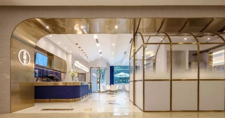 上海顶级美食互动体验式星曜堂餐饮空间-6