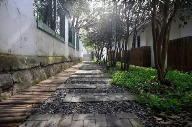 庭院铺装,一步一生莲_59