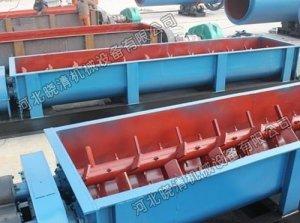 晓清环保DSZ单轴粉尘加湿机
