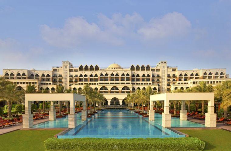阿拉伯风格酒店景观