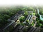 杭州玉皇山南设计创意产业园区建筑方案文本