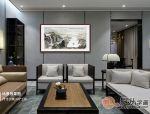 客厅什么画好,打造与众不同的客厅就挂山水画