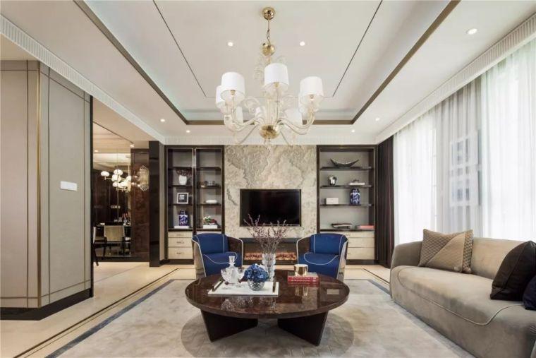 450㎡现代别墅设计,高贵与品质兼备!_6