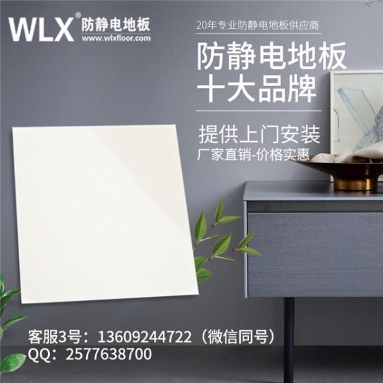 未来星600*600*40平凉陶瓷防静电地板|抗静电地板多钱