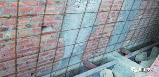 建筑加固之墙体篇
