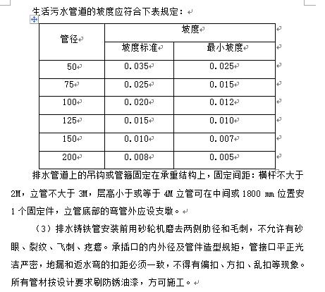合肥医院综合楼水电施工方案_5