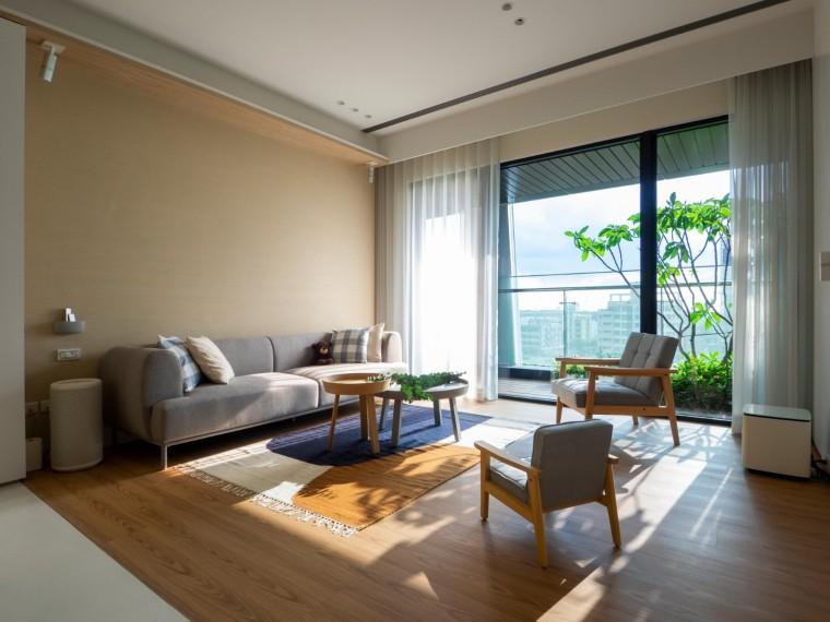 174m²日式简约风住宅
