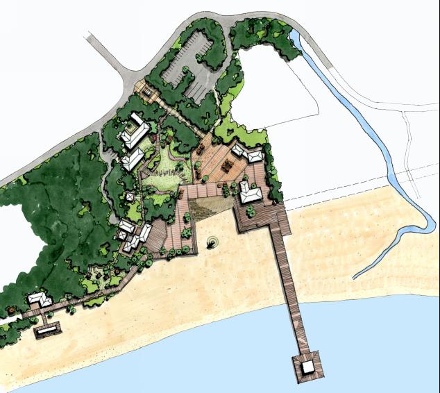 [海南]海南岛石梅湾旅游度假区总体规划概念性方案设计文本ppt(66页)图片