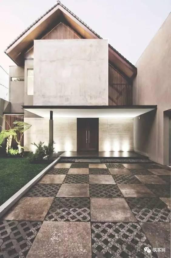 40款·简洁的现代别墅设计_24