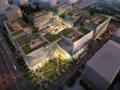 [上海]万科虹桥中央商务区建筑设计方案高清文本