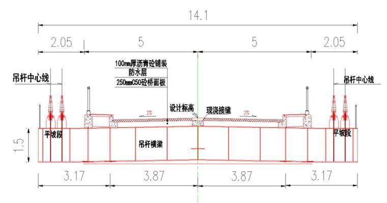 复杂钢箱拱桥的三维设计