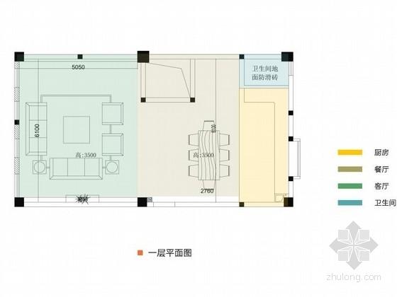 [四川]东南亚豪华三层别墅软装设计方案