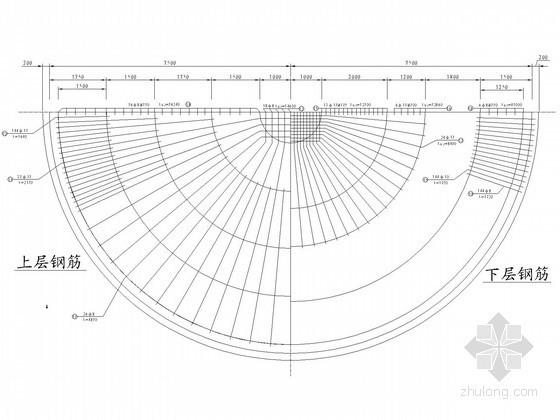 钢砼蓄水池设计图