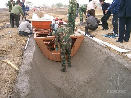 [山东]土地整理高标准基本农田建设项目(编制于2013年)