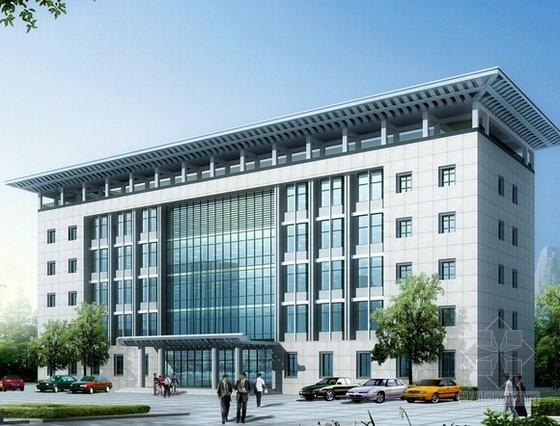 [毕业设计]2015年江苏6层框架结构综合办公楼建筑工程招标控制价编制