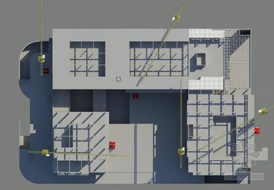 框剪结构办公楼项目屋面工程施工方案(附流程图)
