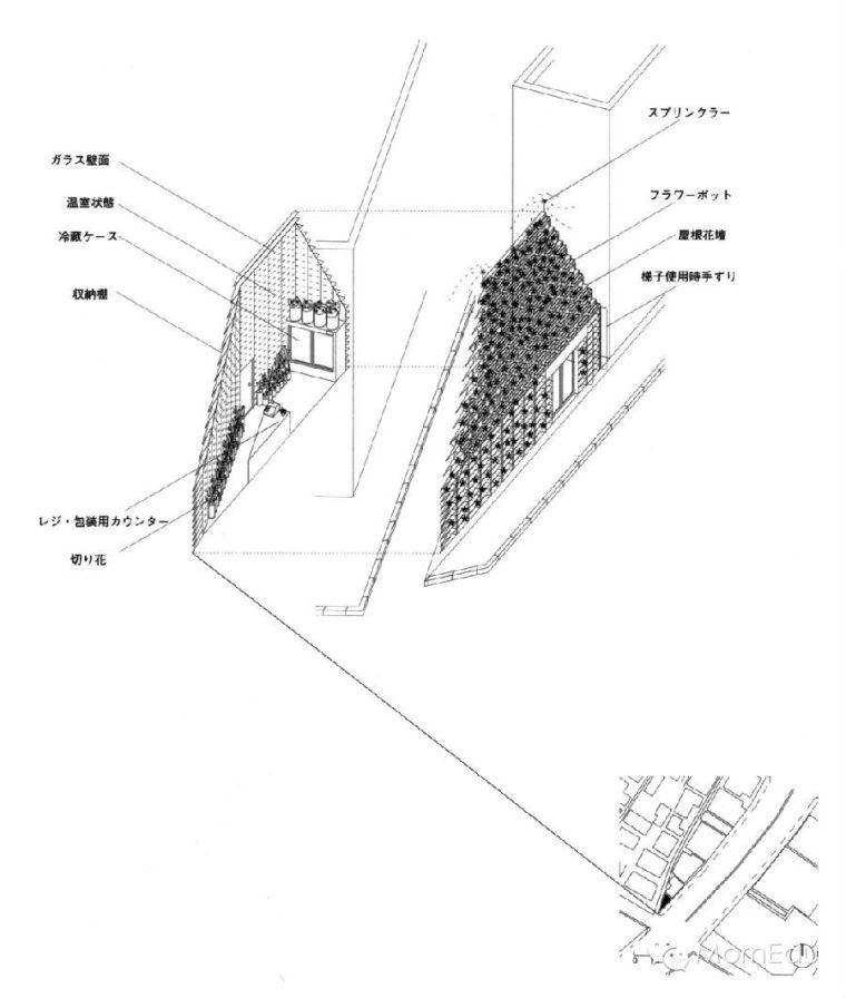 建筑作品集中必须要表现出的态度及图片选择中的原则_6