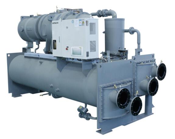变频离心式冷水机组节能技术