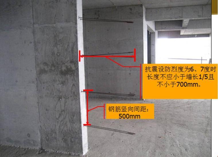 建筑工程砌体工程施工技术交底培训PPT(55页,附图较多)