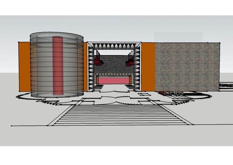 高档典雅红酒展示厅设计方案图-设计图 (15).jpg