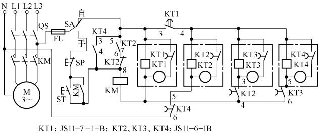 [电气分享]电气自动控制电路图实例精选,快收藏!_16