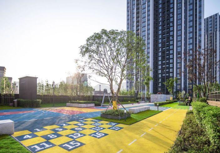 重庆龙湖U城天街景观-1