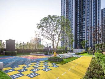重庆龙湖U城天街景观