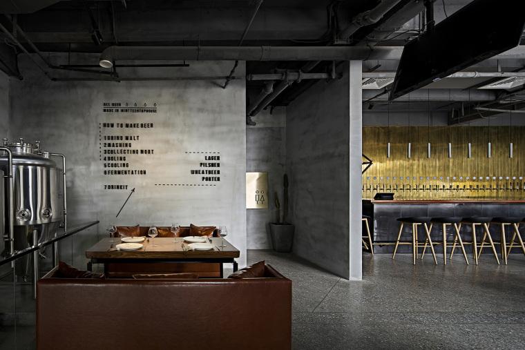 海口别具一格的海边酒馆建筑内部实景图 (12)